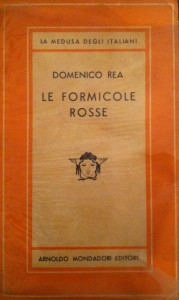 Le formicole rosse