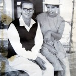 con Sofia Loren