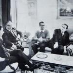 """Prisco, Incoronato, Rea, Compagnone, Pomilio per """"Le ragioni narrative"""" a casa Rea"""