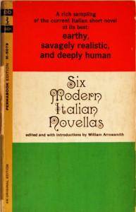 Sei novelle moderne Italiane